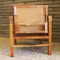 Safari High Chair Ergonomic Office Chairs Canada Reviews Cognac Leather At 1stdibs