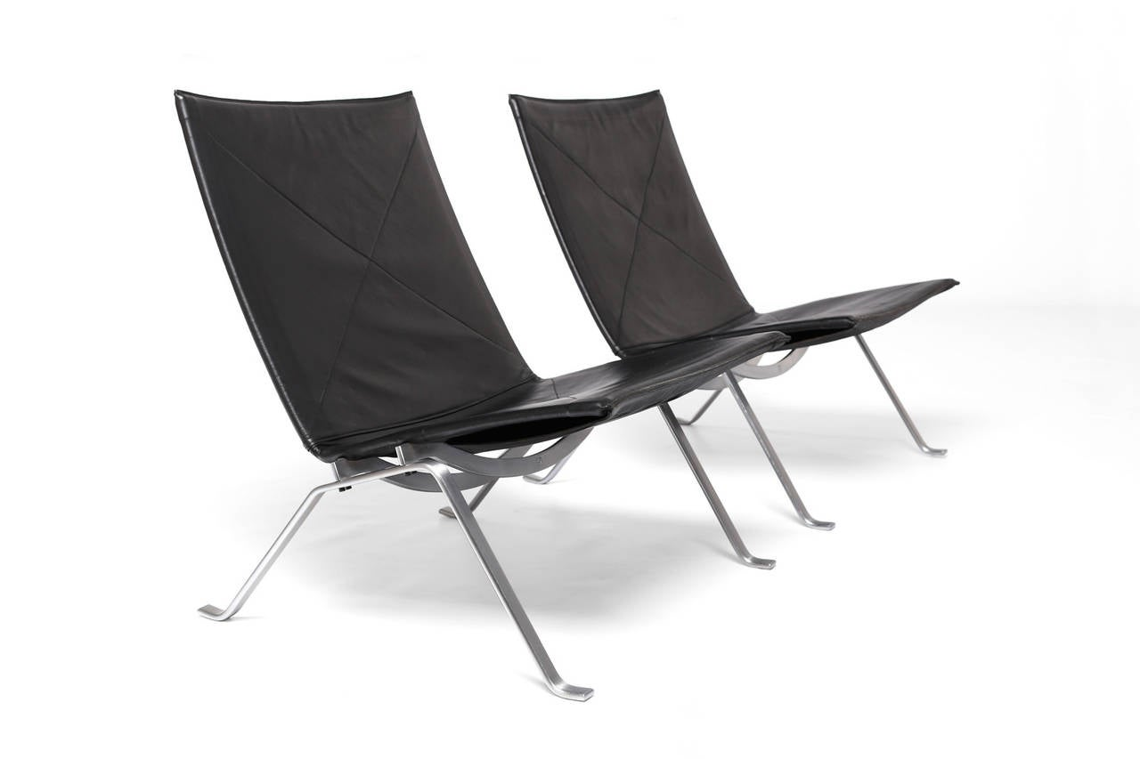 Pk22 Chair Pk22 Chairs By Poul Kjaerholm For E Kold Christensen At
