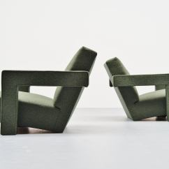Gerrit Thomas Rietveld Chair Revolving Hindi Meaning Utrecht Chairs Metz And Co 1961 At