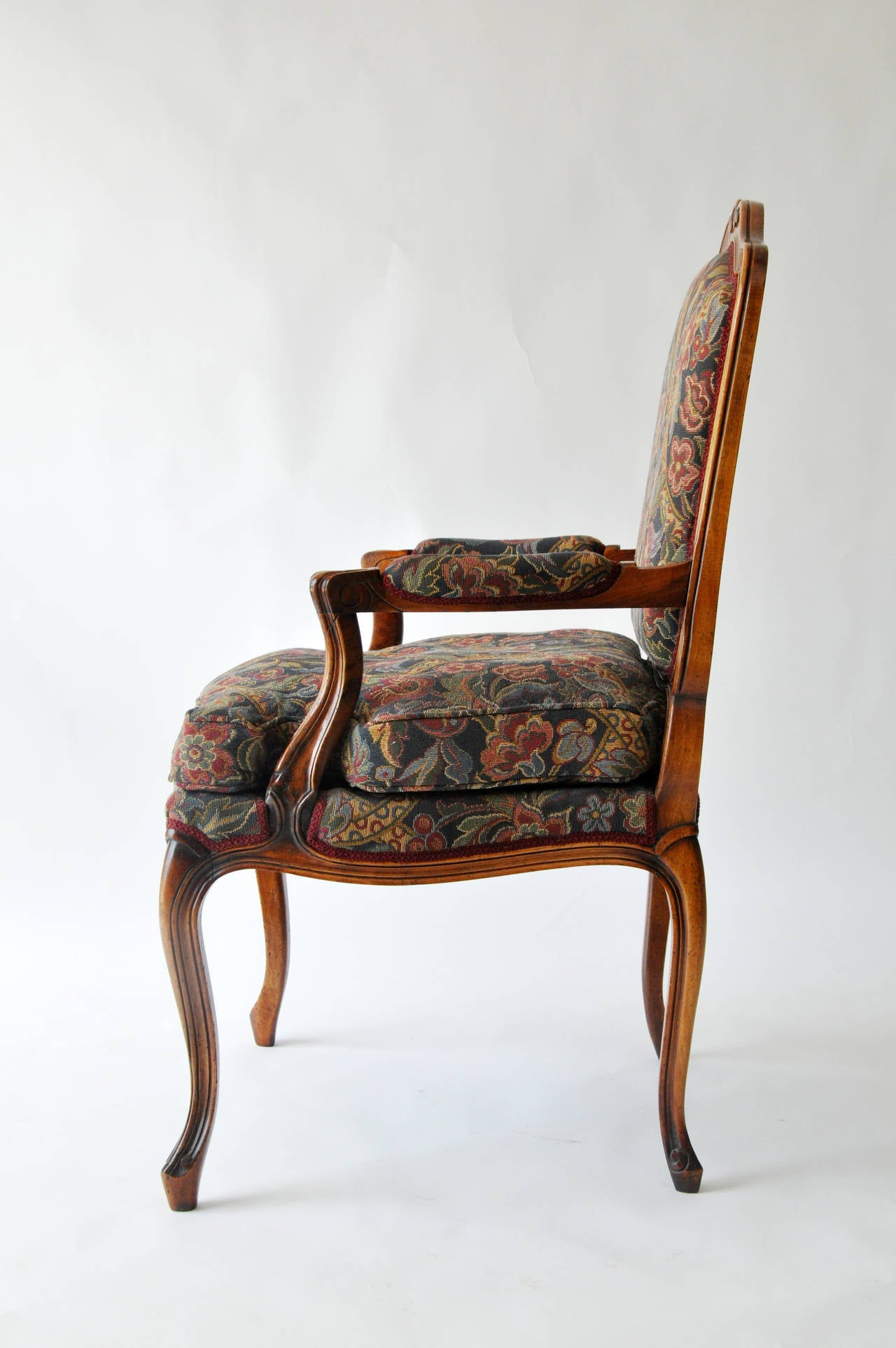 louis dining chairs barber chair repair hydraulic vintage xv style at 1stdibs