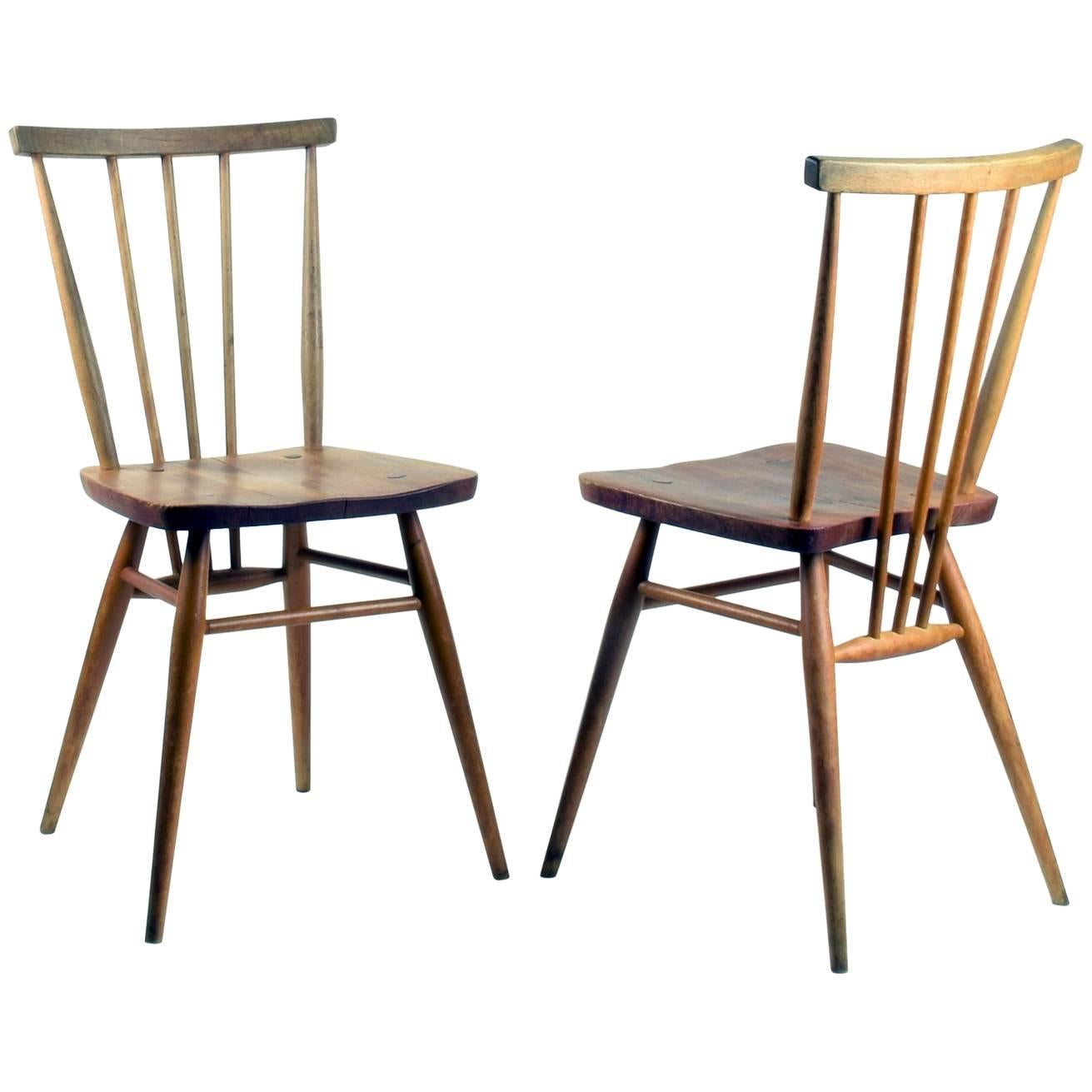 ercol chair design numbers bamboo side chairs pair of classic english midcentury windsor model 391 for