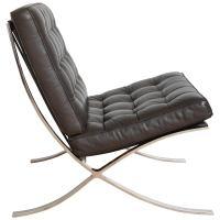 Rare 1960s Mies van der Rohe Brno Lounge Chairs by Brueton ...