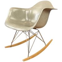 Vintage Charles and Ray Eames for Herman Miller RAR Rocker ...