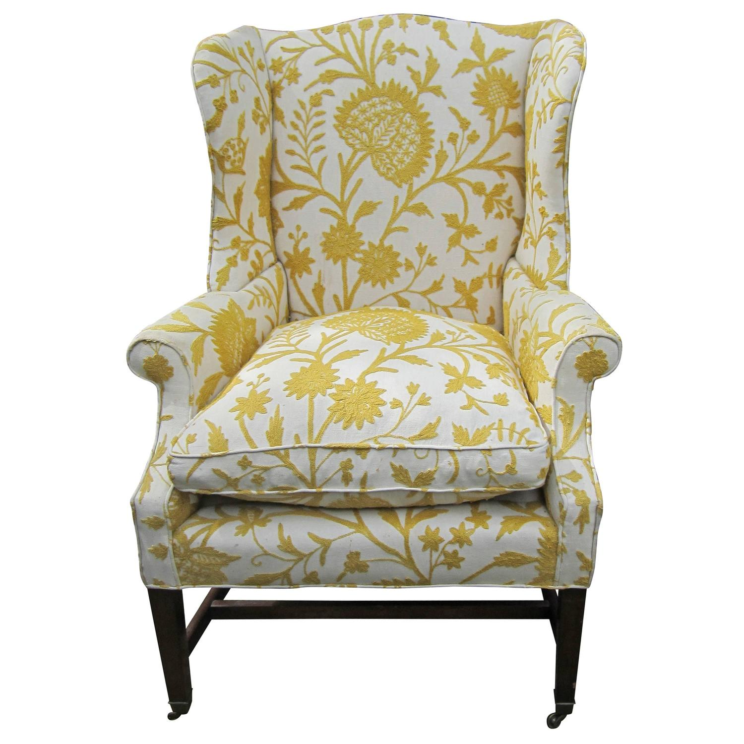 wingback chair for sale covers gloucestershire wing back at 1stdibs