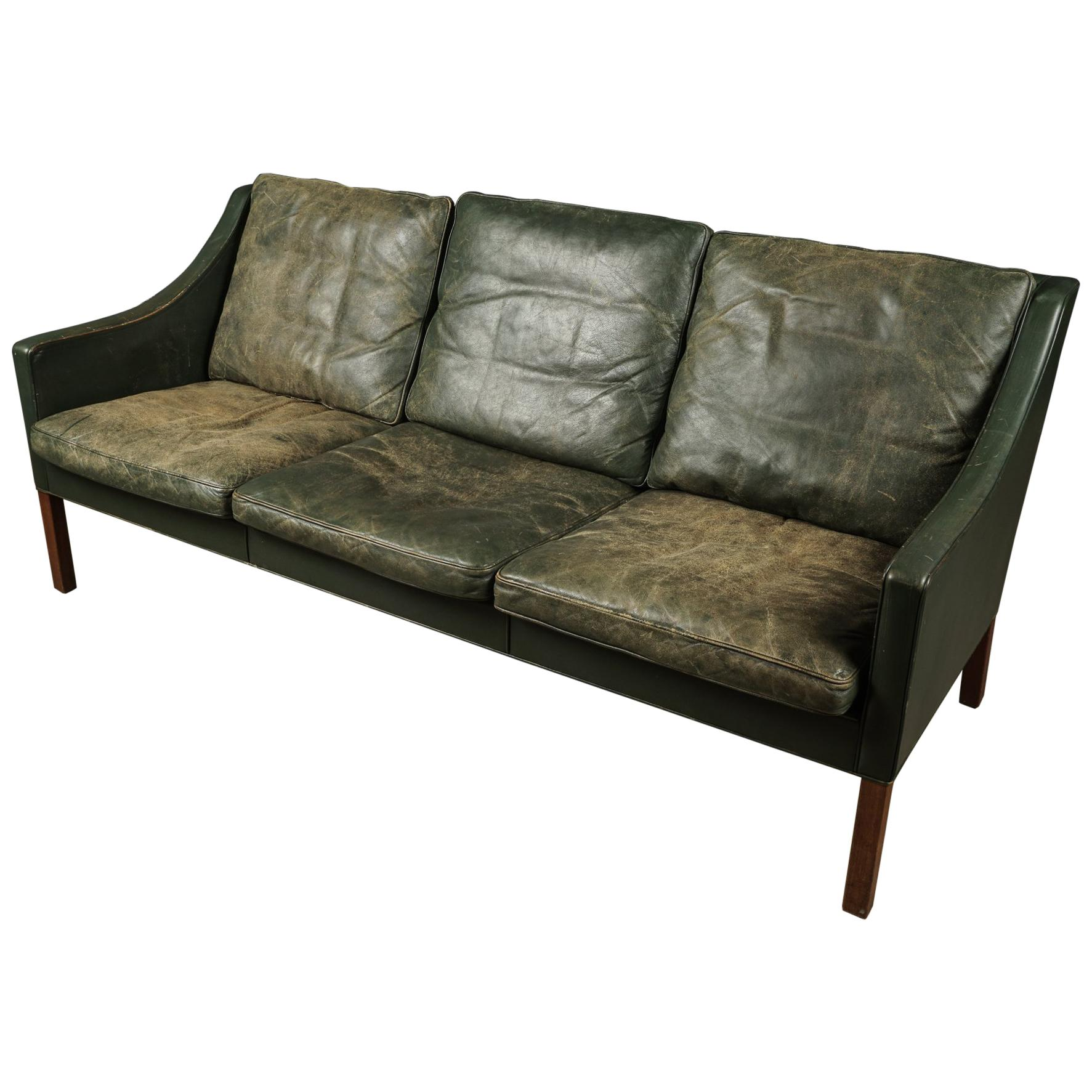 borge mogensen sofa model 2209 good quality bed canada three seat designed by for sale at