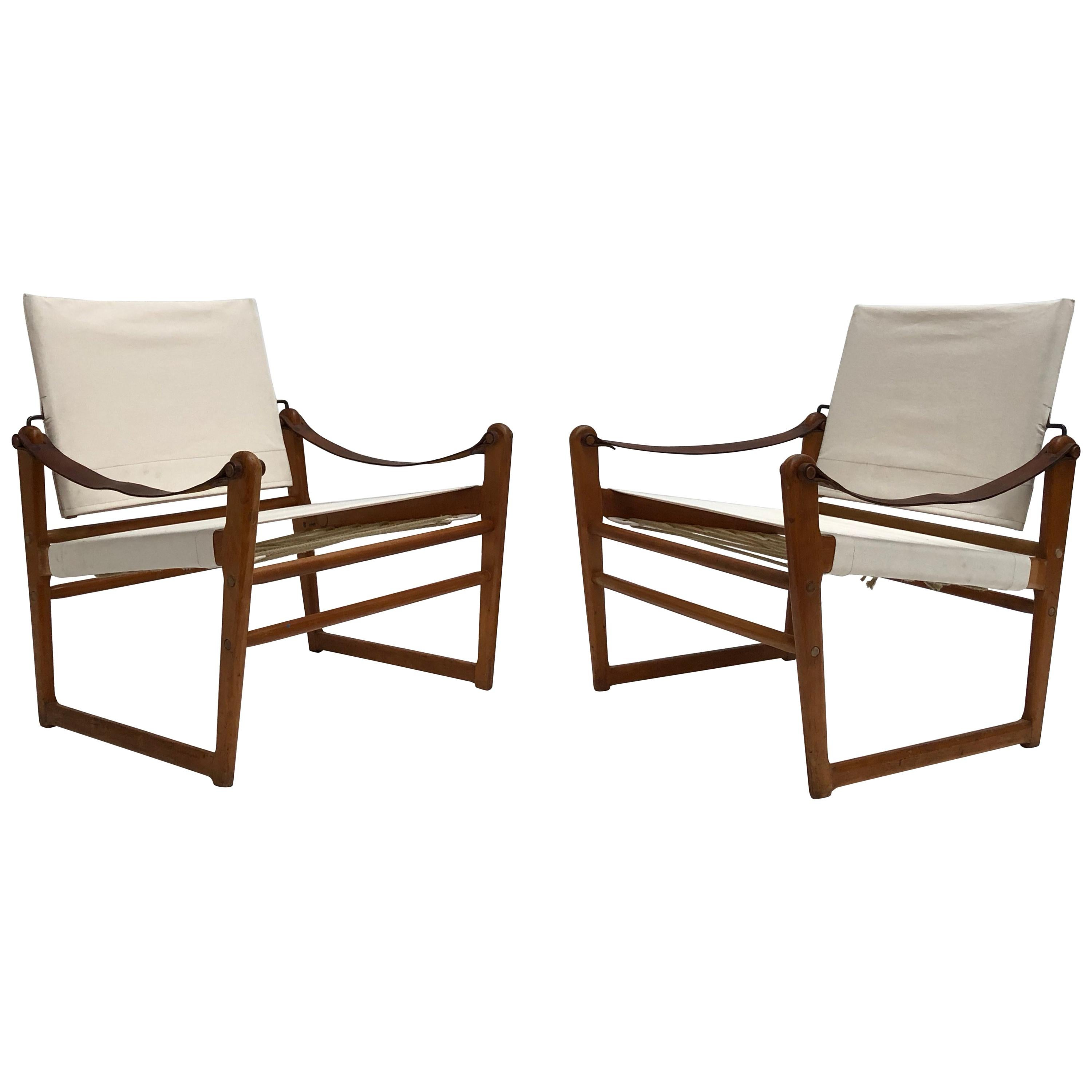 ikea lounge chair stool size restored 1950s pair of cikada chairs by bengt ruda for sweden