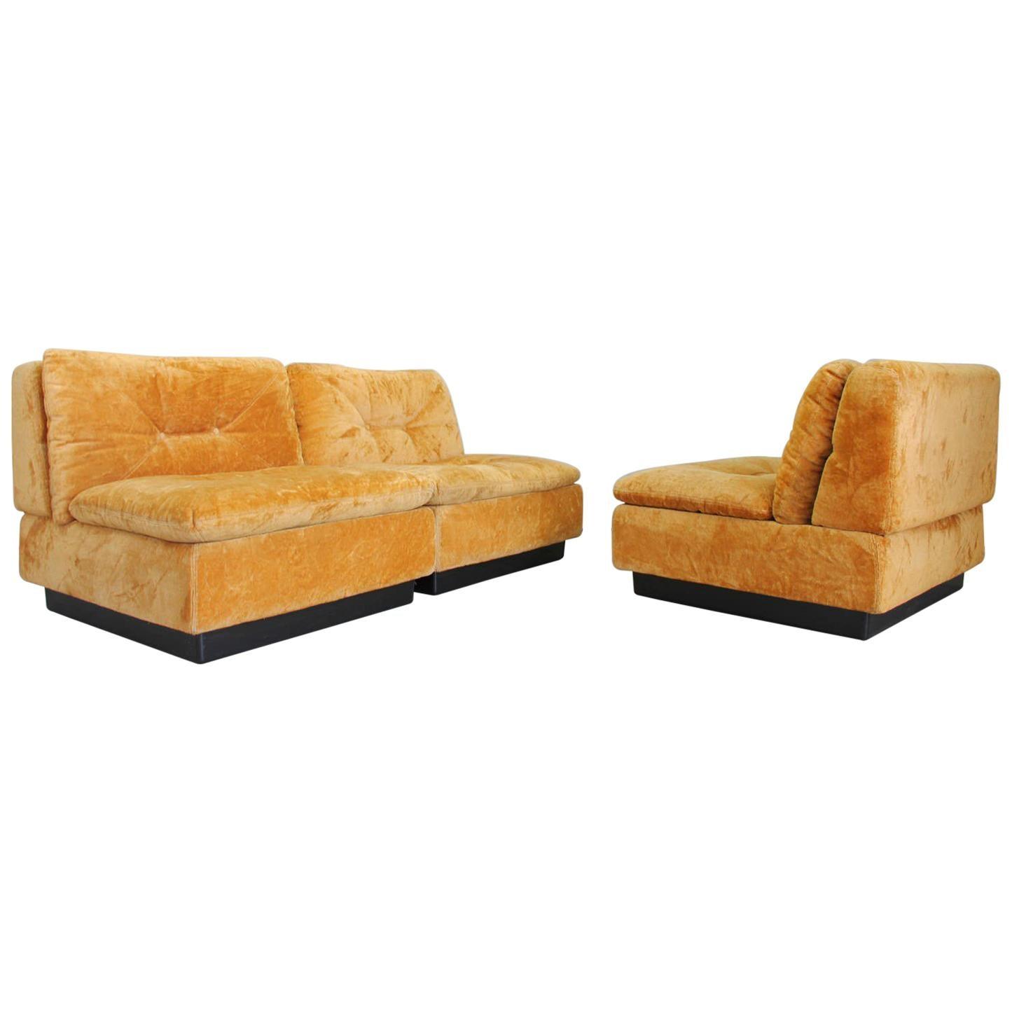 saporiti italia sofa modular