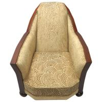 Art Deco Chair Attributed to Pierre Chareau, circa 1930 ...