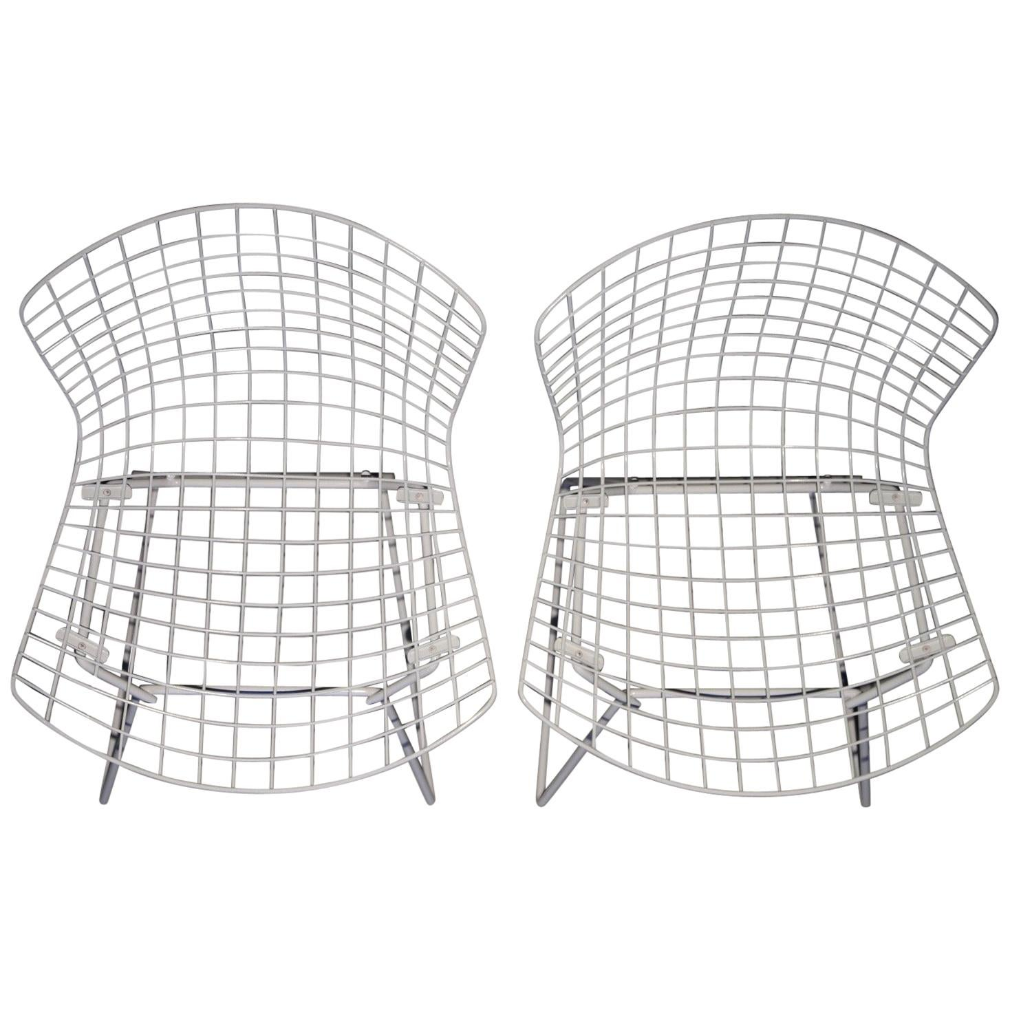 bertoia side chair heated stadium chairs with backs harry for sale at 1stdibs