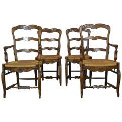 Rush Seat Chairs Folding Chair Garage Storage Nice 1960 S Carved Wood Tree Limb At 1stdibs