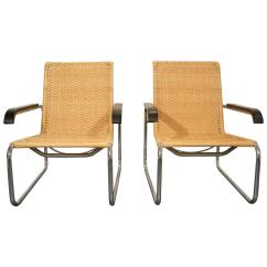 Breuer Chairs For Sale Back Support Office Chair Malaysia Pair Of B 35 Lounge By Marcel Thonet
