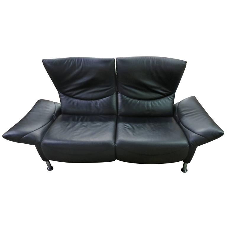 de sede sleeper sofa raymour and flanigan foster leather love seat with sede, stamped in the 1990s made ...