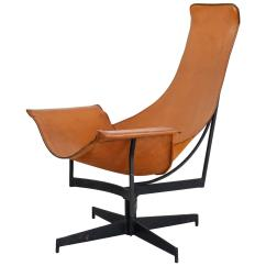 Sling Chairs For Sale Steel Chair Price In Patna William Katavolos Swiveling Brown Leather Usa