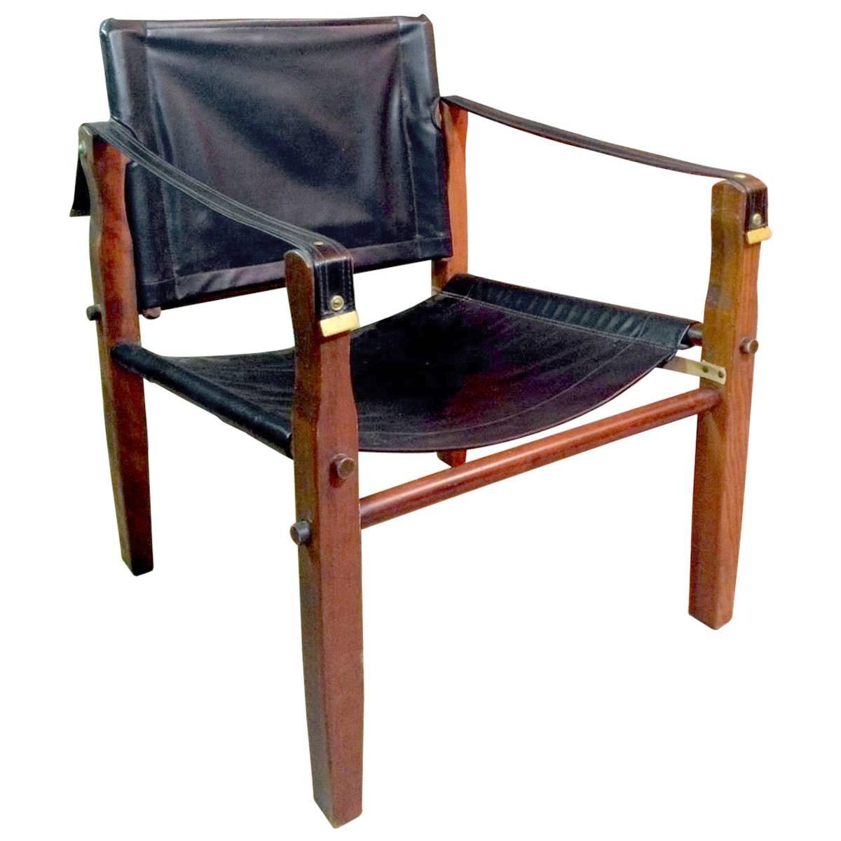 Safari Chair Gold Medal Safari Chair For Sale At 1stdibs