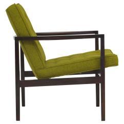 Swivel Chair Mustard Yellow Swing Danube Forma Brazil Rosewood Lounge For Sale At 1stdibs