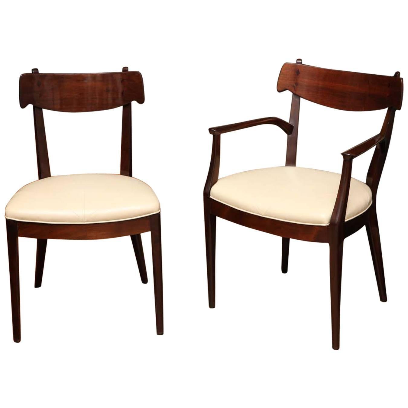 Drexel Chairs Set Of Drexel Dining Chairs For Sale At 1stdibs