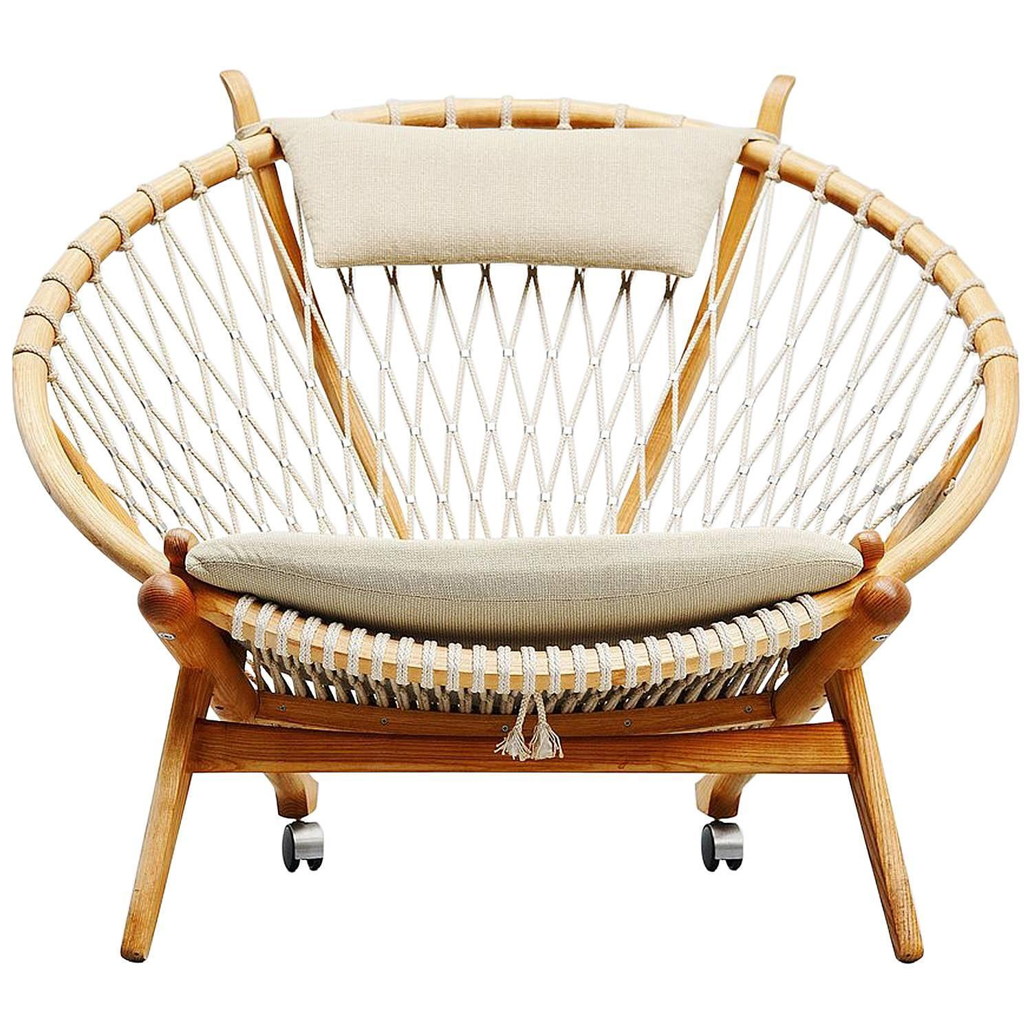 Circle Chair Hans J Wegner Circle Chair Pp 130 Pp Mobler Denmark