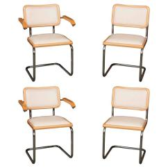 Breuer Chairs For Sale Adirondack Chair Set Of 2 Four Marcel Cesca At 1stdibs