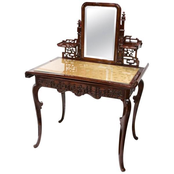 Oriental Style Dressing Table Franois Linke 1stdibs