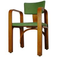 Bentwood Childs Armchair or Occasional Chair Attributed to ...