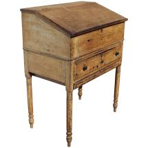 Painted Standing Desk American 19th Century 1stdibs