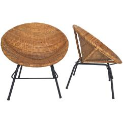 Wicker Chairs For Sale Wooden Outdoor Rocking Uk And Iron Scoop Bucket At 1stdibs