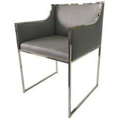 Mid Century Modern Desk Chair Osaki 7075r Massage Italian For Sale At 1stdibs