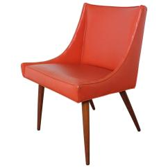 Milo Baughman Chair Small Tables And Chairs Slipper For Sale At 1stdibs
