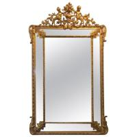 Large Gold Gilded Mirror - Mirror Design Ideas