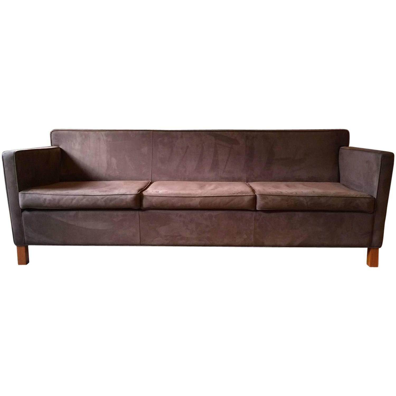 where to buy sofa seat for van reupholstery knoll studio krefeld three settee ludwig mies