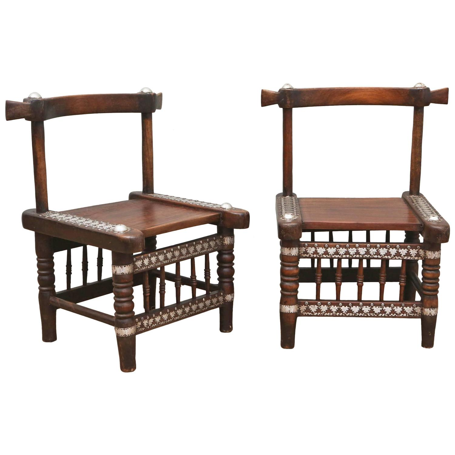 rocking chairs for nursery south africa chair mesh stool ashante african low sale at 1stdibs