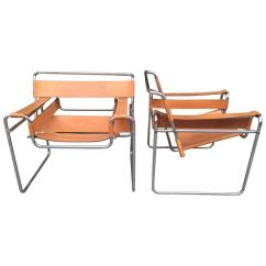 Breuer Chairs For Sale High Chair Stokke Reviews Pair Of Marcel Wassily Knoll At