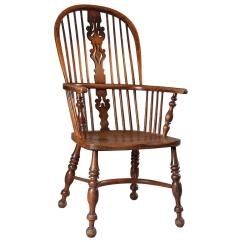 Unfinished Windsor Chairs Grey Glider Chair And Ottoman 19th Century Yew Wood For Sale At 1stdibs