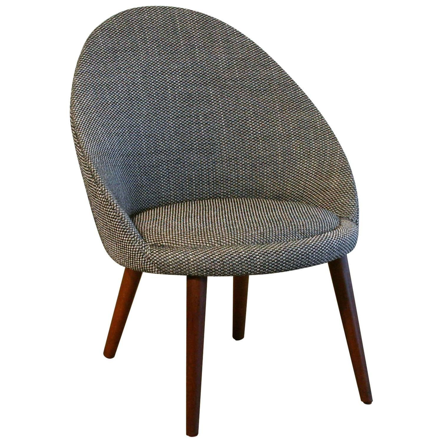 Vintage Accent Chair Vintage Danish Accent Chair At 1stdibs