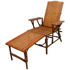 Woven Lounge Chair Wheelchair Accessible Van French Rattan For Sale At 1stdibs
