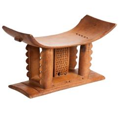 Stool Chair Ghana Inexpensive Covers African Ashanti For Sale At 1stdibs