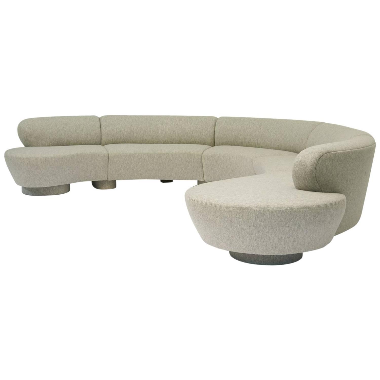 cloud sofa for sale milan 2 seater set vladimir kagan sectional at 1stdibs