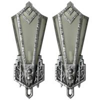 Pair of Art Deco Sconces For Sale at 1stdibs