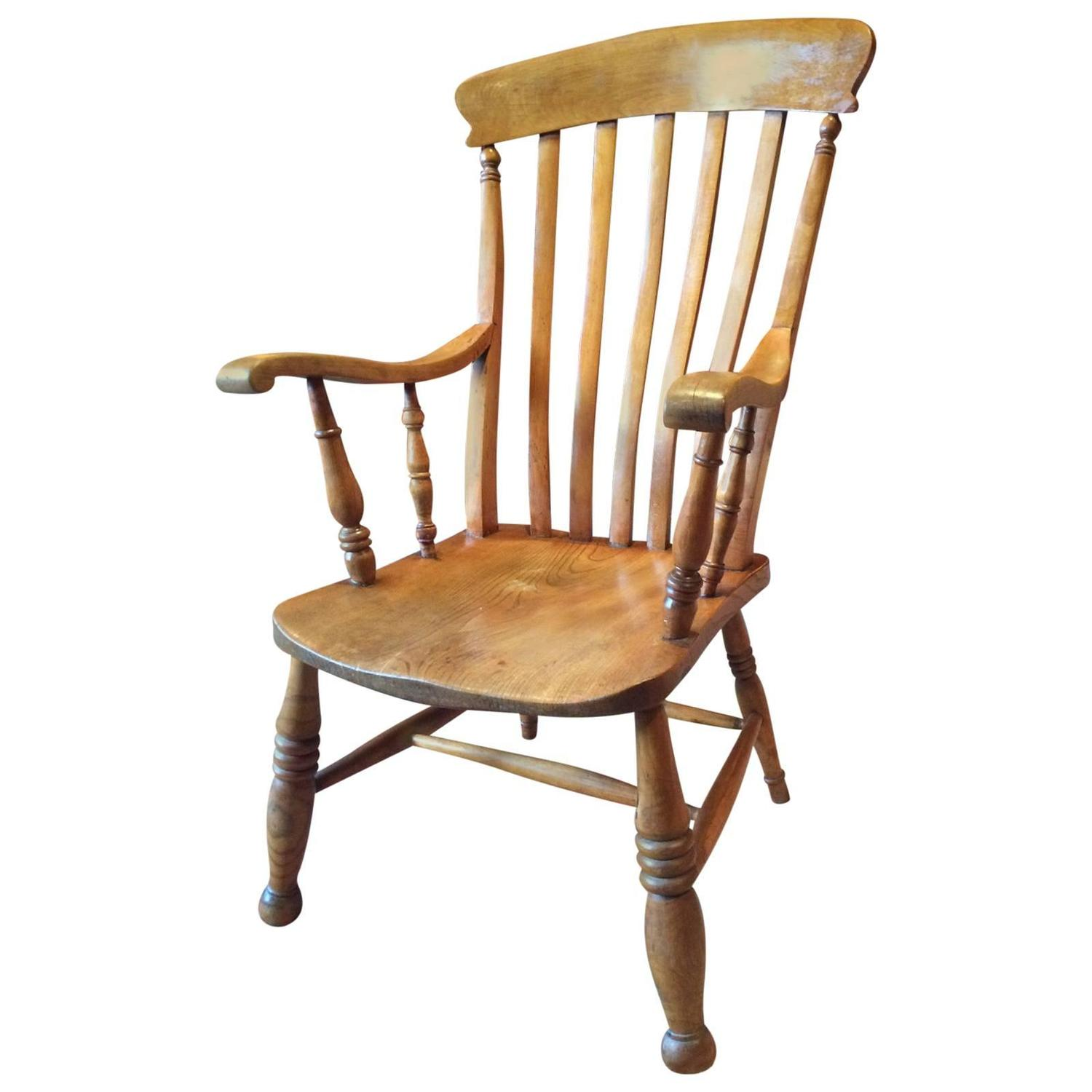 antique windsor chairs travel high chair booster seats stunning armchair 19th century
