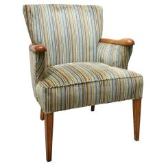 Heywood Wakefield Chairs Hanging Basket Upholstered Chair 1960s Usa For Sale