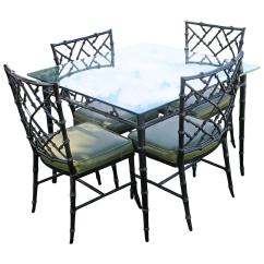 Morris Chairs For Sale Power Chairside End Table Phyllis Patio Set Dining And Faux Bamboo Chinese Chippendale At 1stdibs