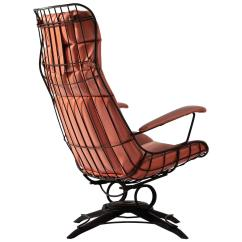 Rocking Chairs For Sale Bedroom Easy Chair Black Wire Metal At 1stdibs