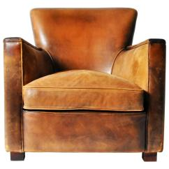 Distressed Leather Desk Chair Patio Glides Oval Petite Club At 1stdibs