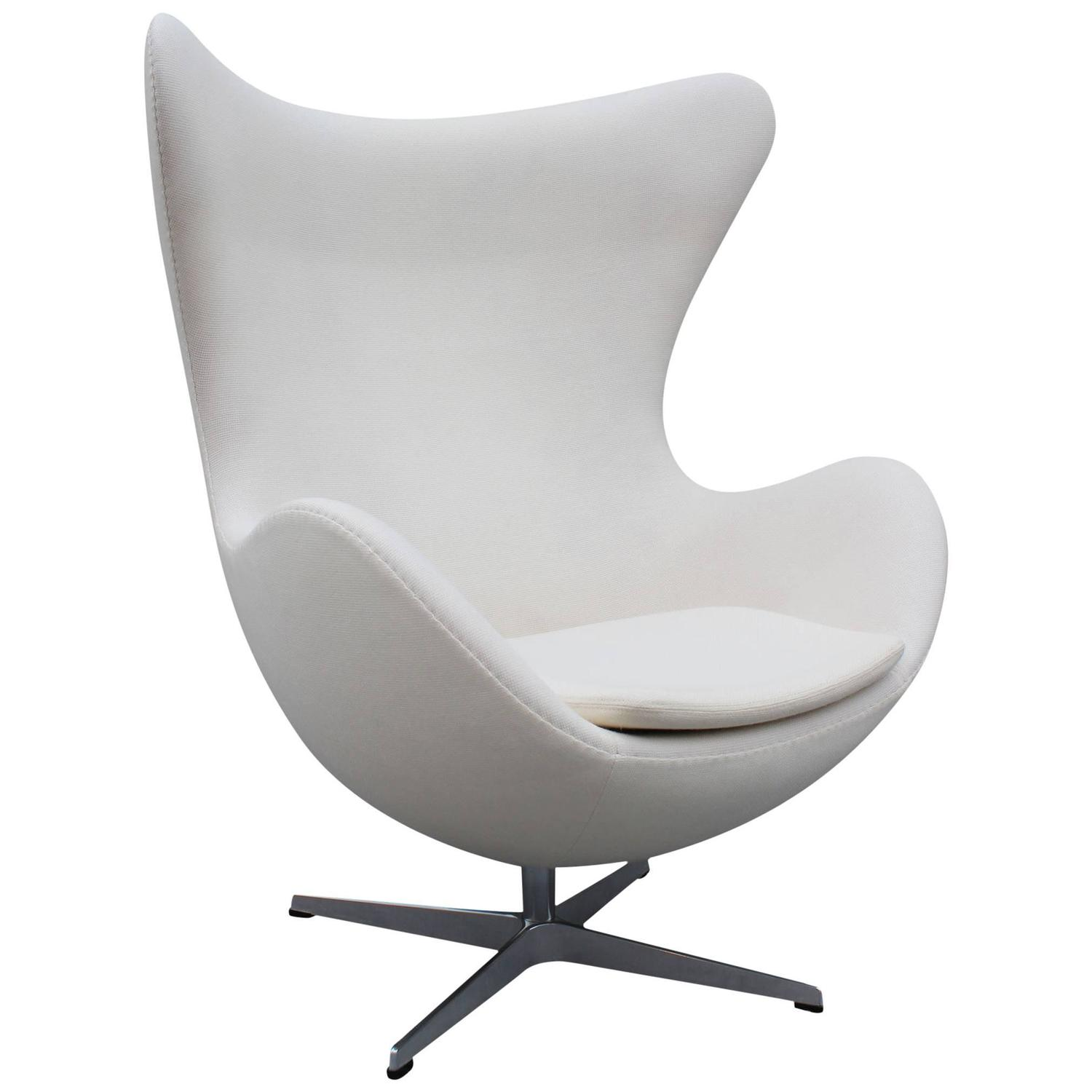 egg chairs for sale office chair cover arne jacobsen at 1stdibs