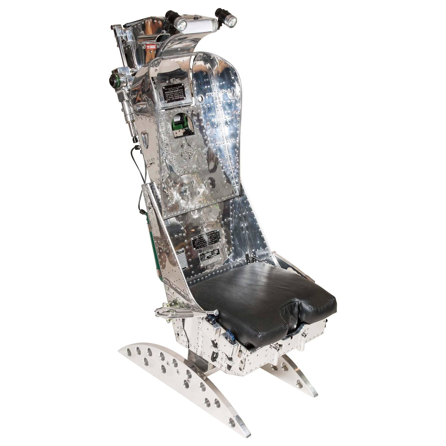ejection seat office chair nook tables and chairs hawker hunter by martin baker for sale at