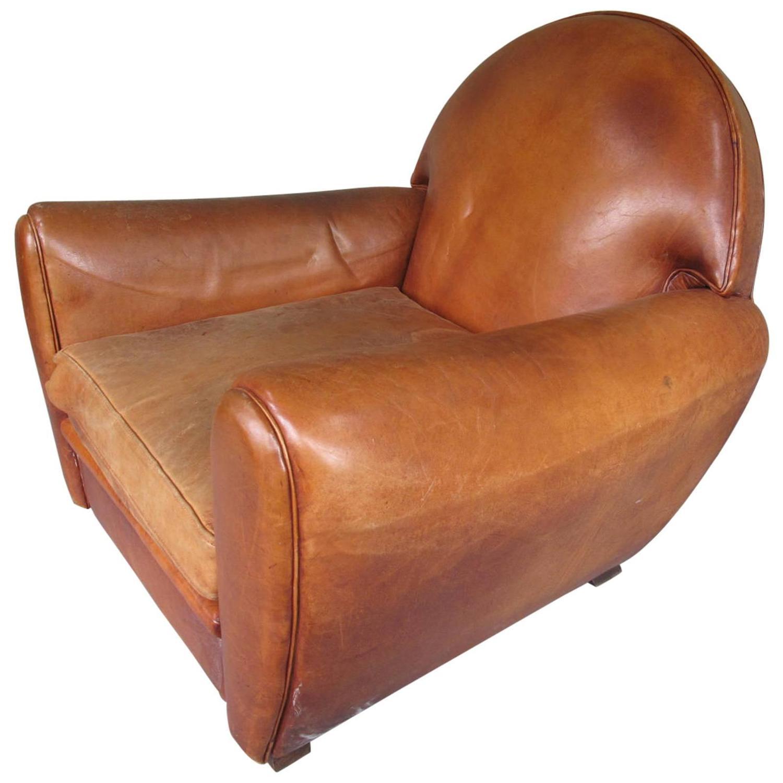 art deco club chairs leather wheelchair adalah monumental chair at 1stdibs