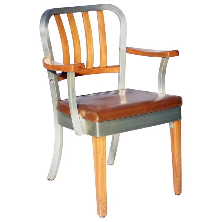 shaw walker chair grosfillex lounge chairs original us model 8312 armchair at 1stdibs