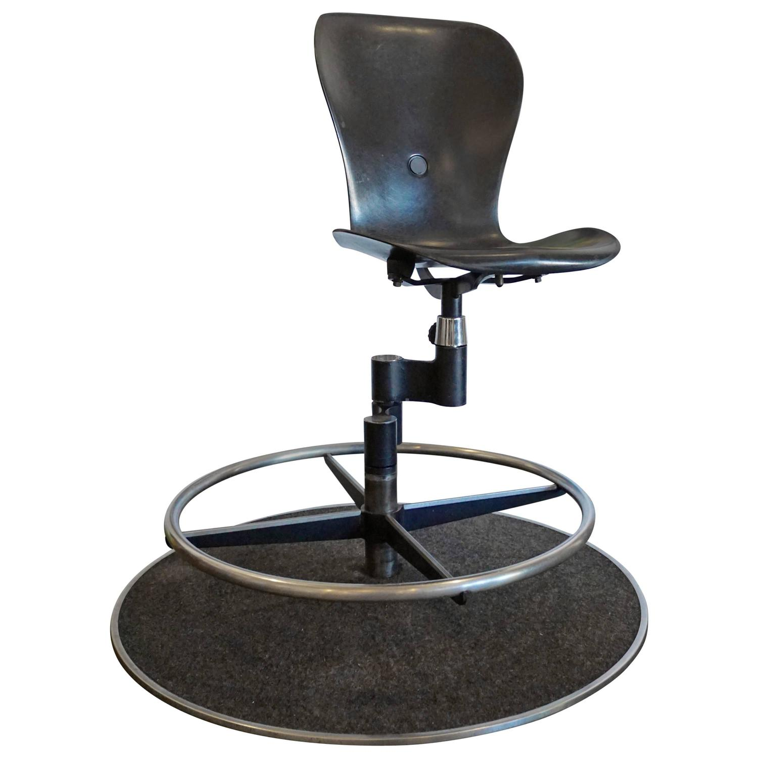 revolving chair dealers in chennai bedroom cream quotspace needle quot by gideon kramer for sale