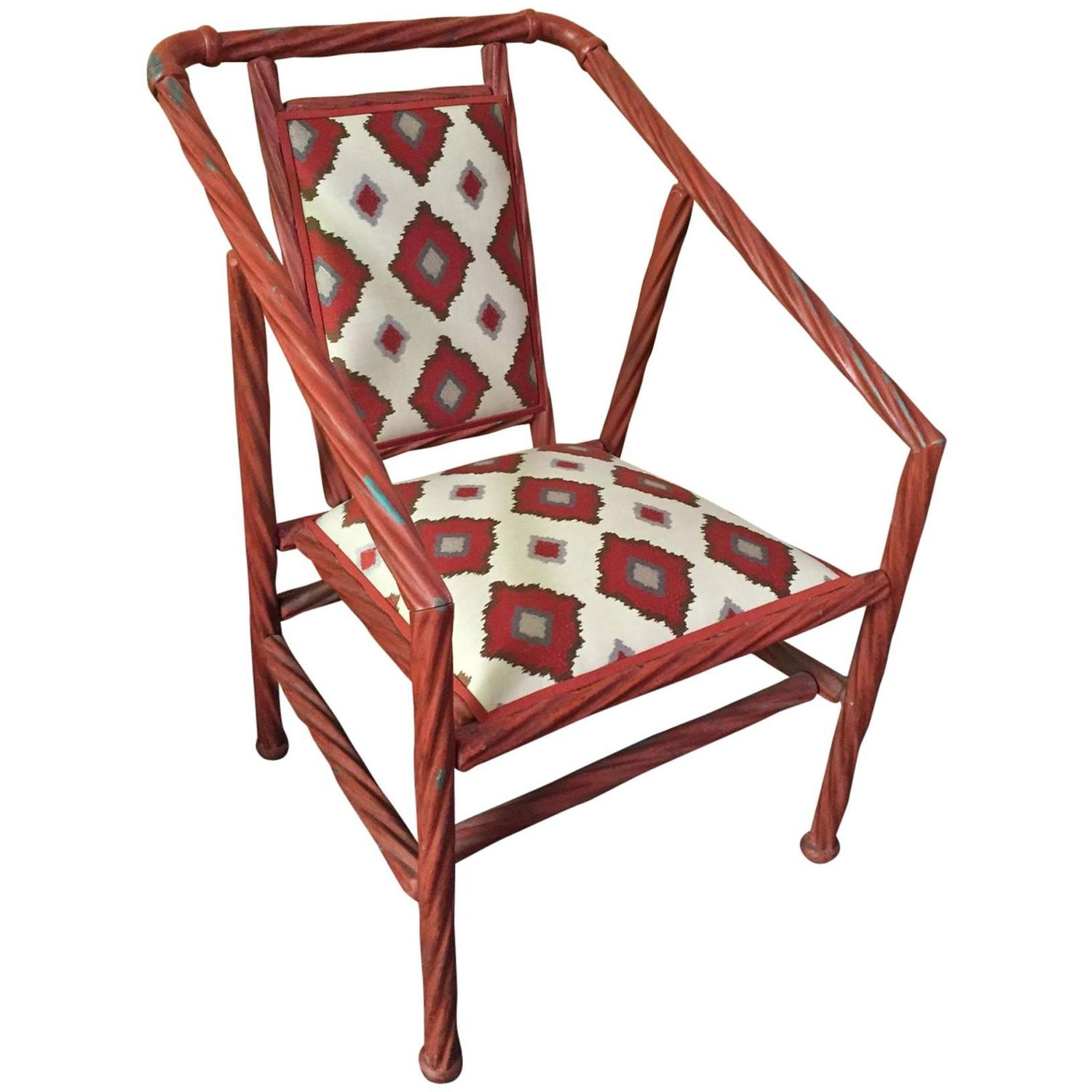 where to get chairs reupholstered baby trend high chair replacement cover vintage in martin bullard 39s lola