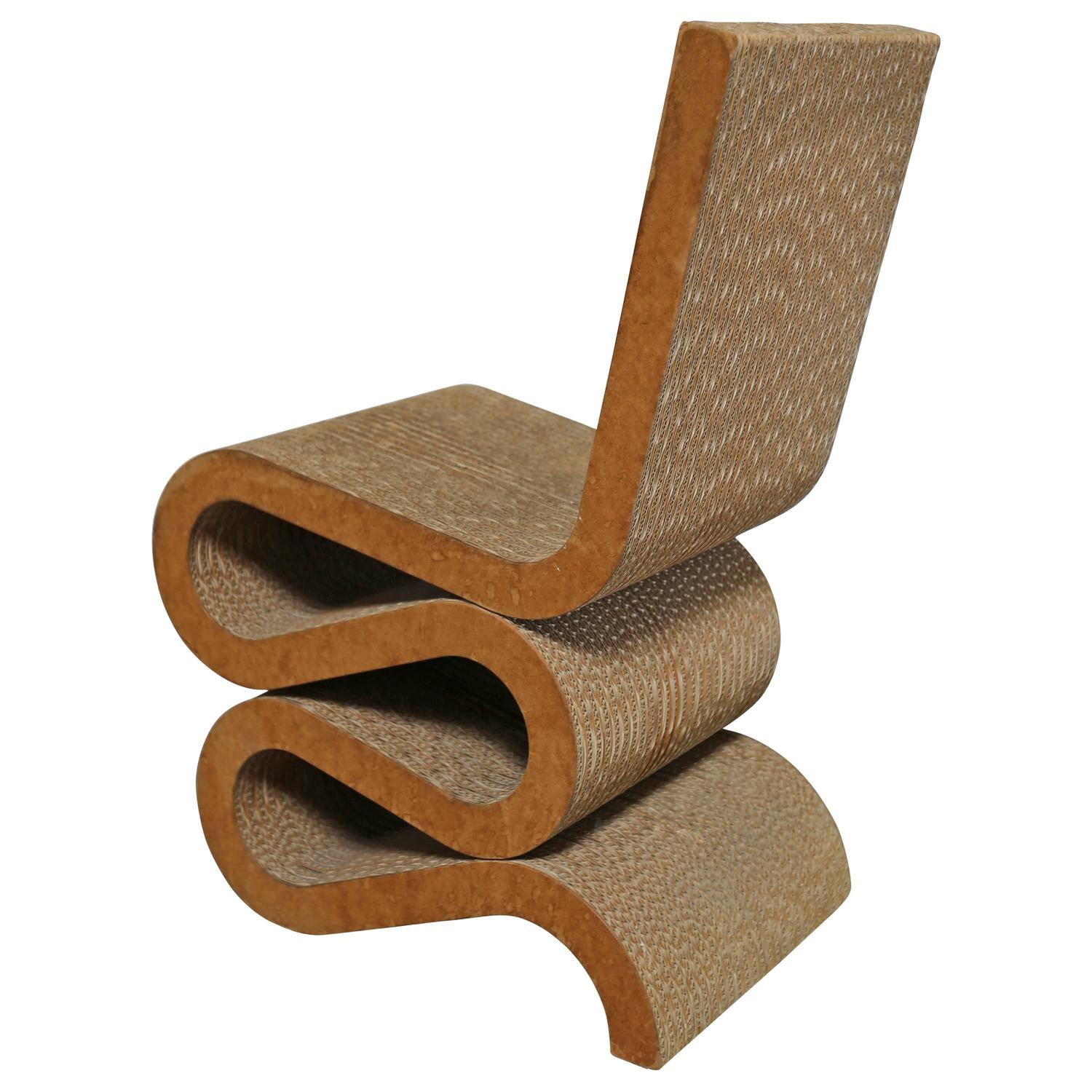frank gehry chair front porch rocking chairs made in usa early quotwiggle quot by for sale at 1stdibs